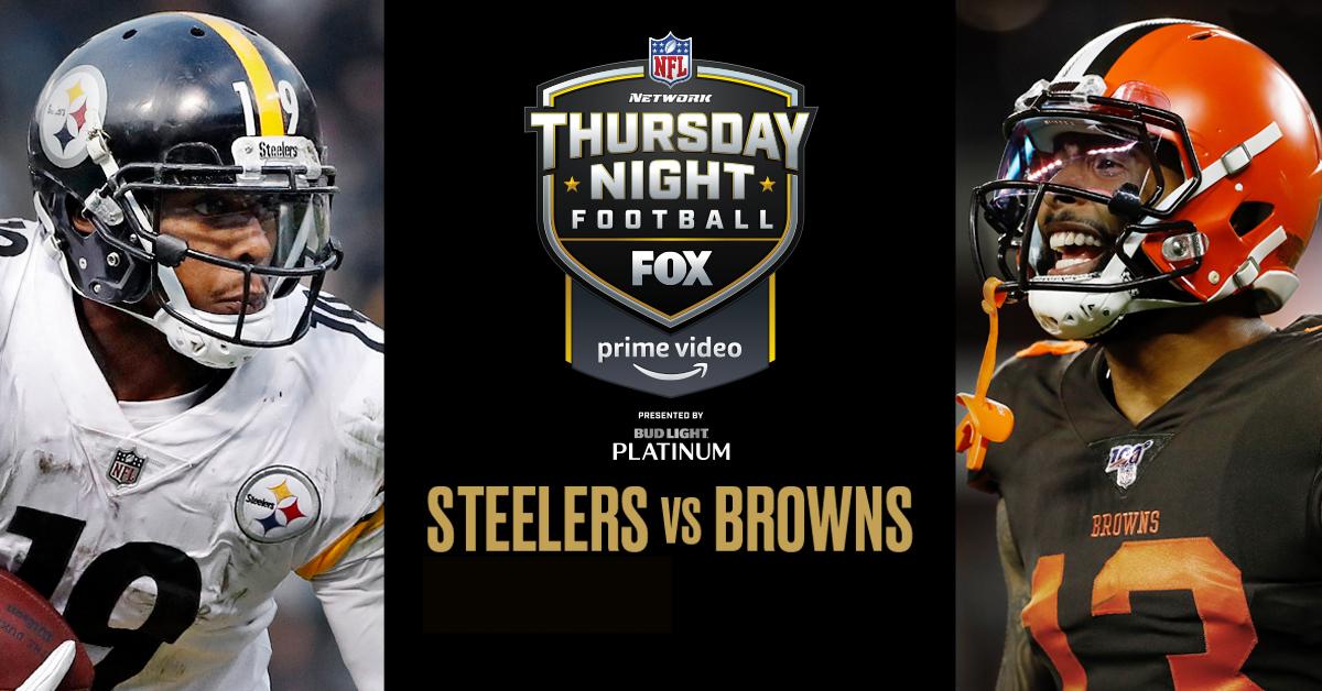 Steelers Vs Browns Week 11 Nfl Picks Thursday Night