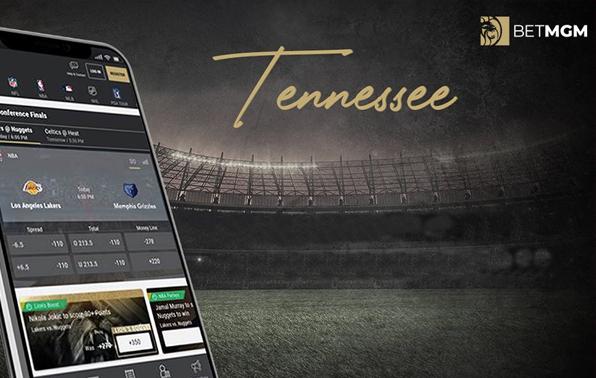 BetMGM Sportsbook - Tennesse
